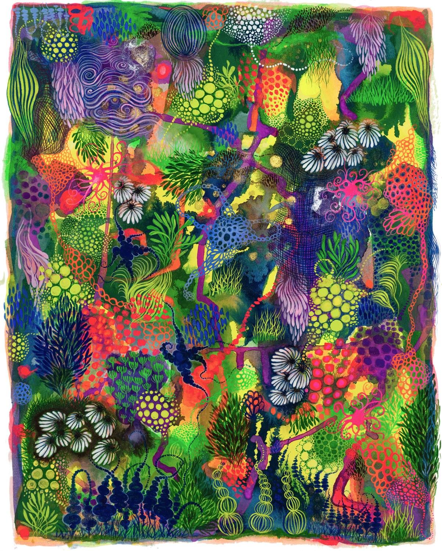 Land of Magic I  (Daisy Clusters)