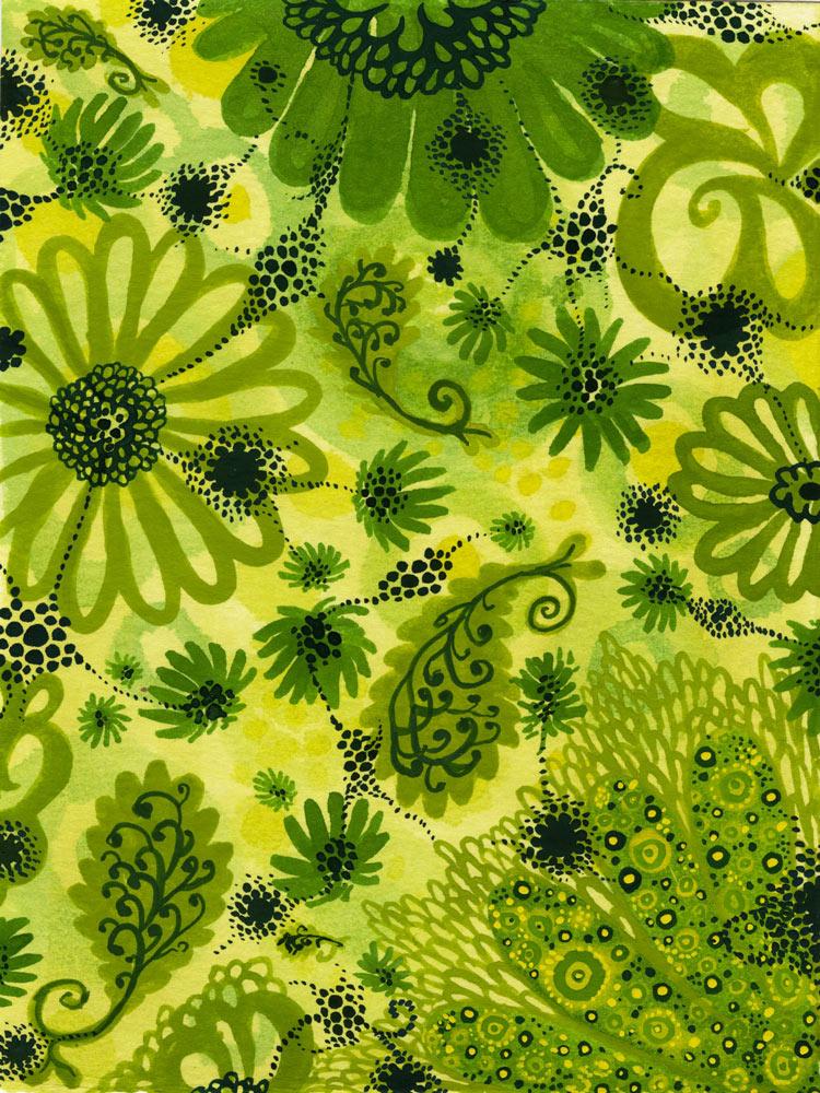 Chartreuse II