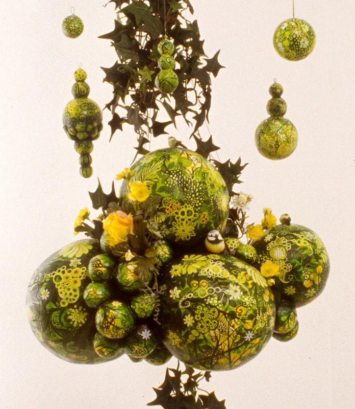 Garden Planet I detail